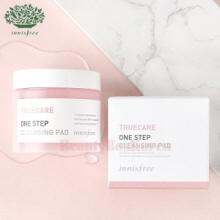 INNISFREE Truecare One Step Cleansing Pad 120g/70ea [Online Excl.]